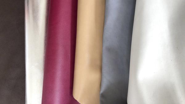Kůže - výběr barev a vzorů