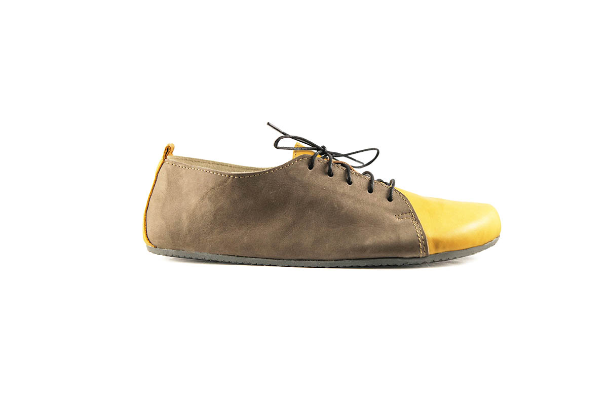 Jenon leather Prime / Mustard