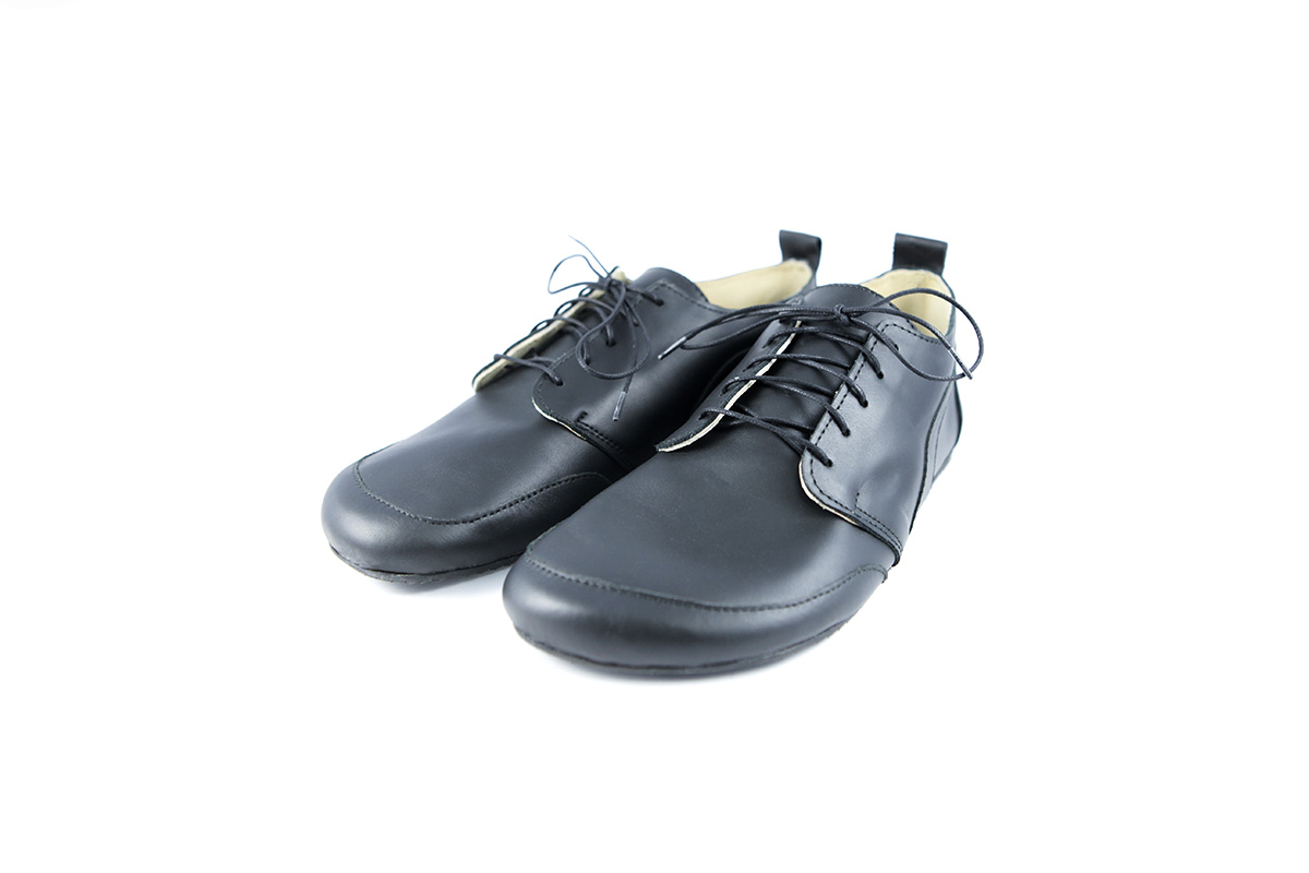 Jenon leather Business Black