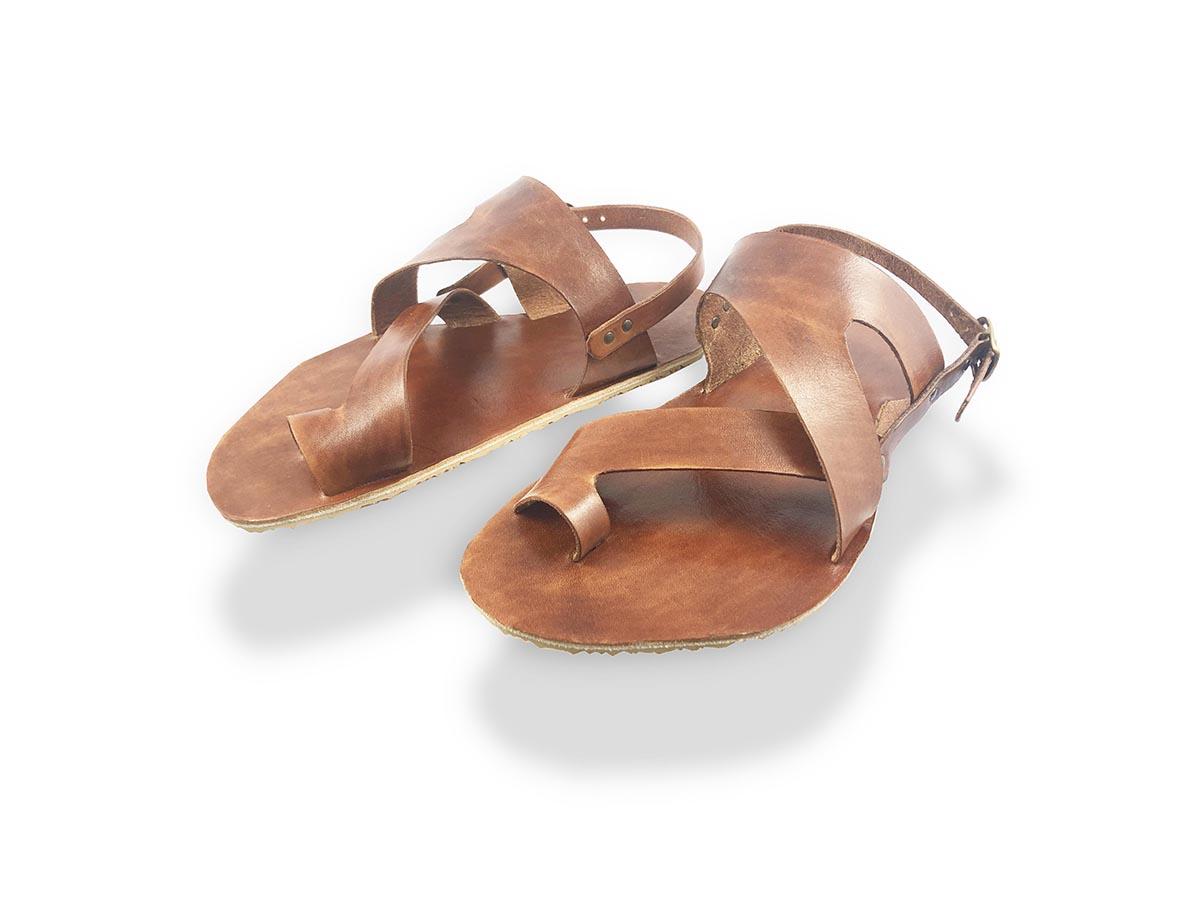 0f4c512a9 Sandále Gladiator | Kožené výrobky na zakázku / Leather custom products