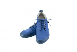 Jenon leather Business Blue