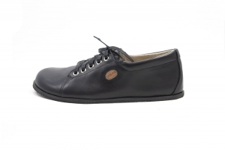Jenon leather AIR BLACK