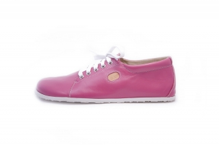 Jenon leather AIR PINKPANTER