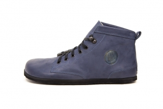 Jenon leather - Yeans blue